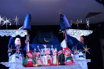 Пермский театр кукол «Карабаска» сегодня на Невском