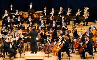 «Симфония Лахти» исполнит Яна Сибелиуса