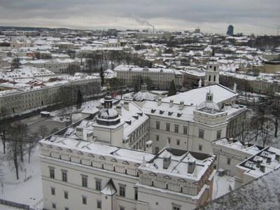 Впервые в Литве. Часть 1