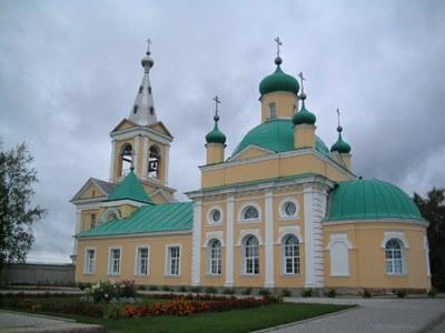 Возрождение православных монастырей на Северо-Востоке Ленобласти