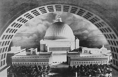 Спорт и архитектура как идеологическое оружие