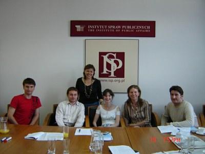 Лилия Храмцова: Усиление общественного участия в процессах принятия решений через создание  think tanks («фабрик мысли»)