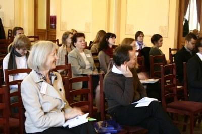 Гражданское общество и НКО в Европе и России