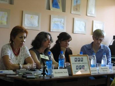 Политика идентичности  правозащитной организации  «Солдатские матери Санкт-Петербурга»
