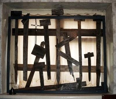 Предметы – свидетели исторических катастроф:  проблемы музейного показа