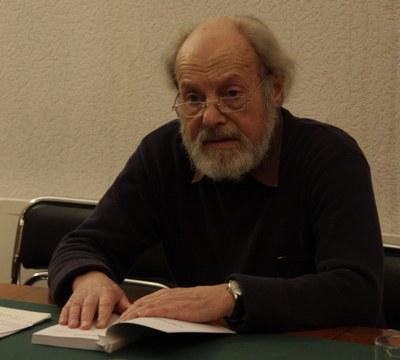 Презентация книги Анри Кетегата