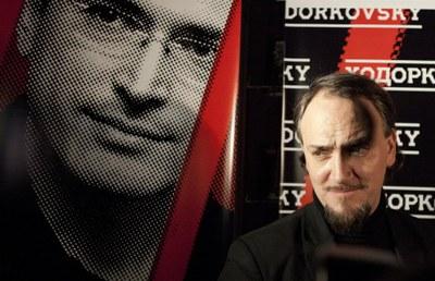 """В """"Мемориале"""" показали фильм """"Ходорковский"""""""