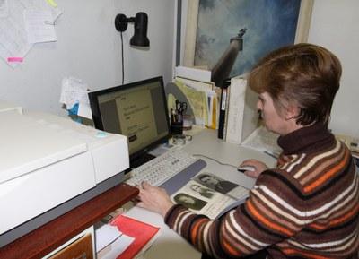 Перспективы развития электронного архива Мемориала