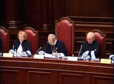Лишь размер штрафа при проверках НКО противоречит Конституции РФ