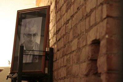 Помощник прокурора и полицейские посетили НИЦ «Мемориал»