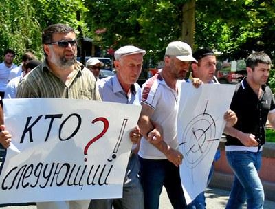 Кто убил Ахмеднаби Ахмеднабиева в Дагестане?