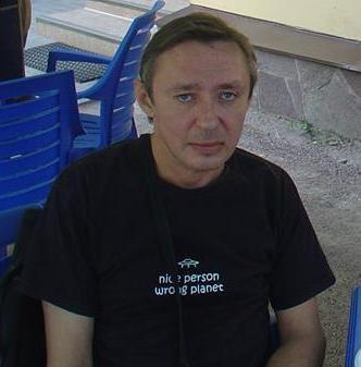 В Петербурге трагически погиб Сергей Тохтасьев