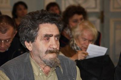 Пять лет назад умер Валерий Ронкин