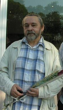 Умер художник и поэт Сергей Ковальский