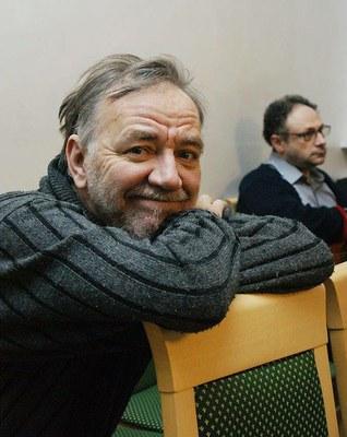 Умер искусствовед и поэт Всеволод Рожнятовский