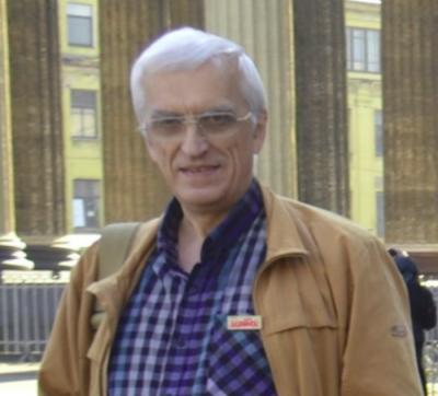 Умер Николай Ростиславович Корнев
