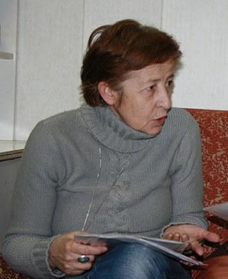 Умерла Елена Рябинина