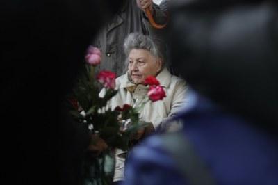 Умерла Тамара Петкевич