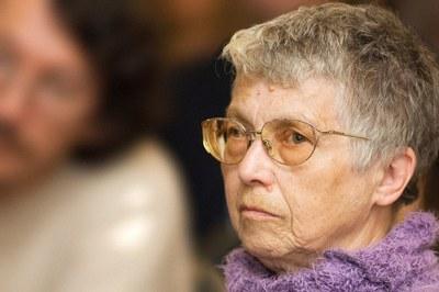 В Париже умерла Наталья Горбаневская