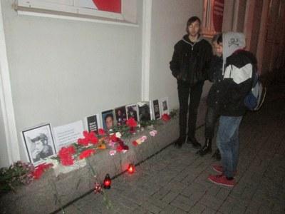 В Петербурге почтили память Тимура Качаравы