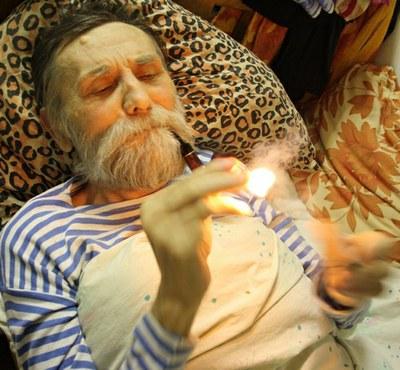 В Петербурге умер Люциан Долинский
