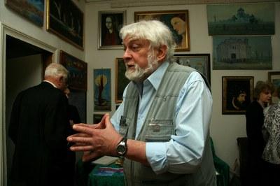 Завтра в Петербурге состоятся похороны Георгия Михайлова