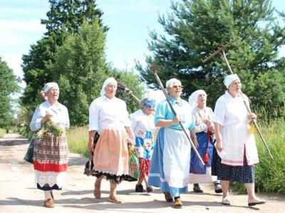 О самом малочисленном коренном народе Ленинградской области