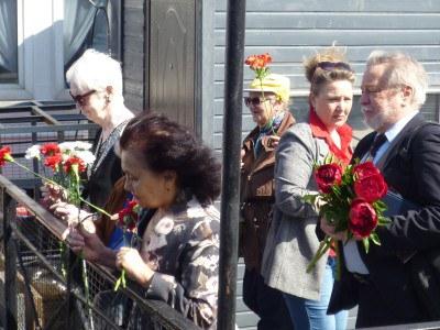 31-й раз состоялась июньская акция «Мемориала»