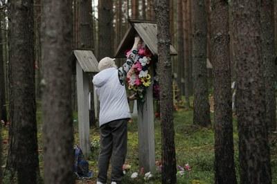 Дни памяти жертв государственного террора. Сандормох – Соловки, 2016