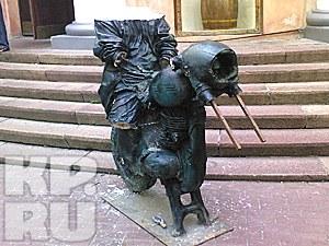 Завтра на Невском незаконно установят памятник Виктору Цою