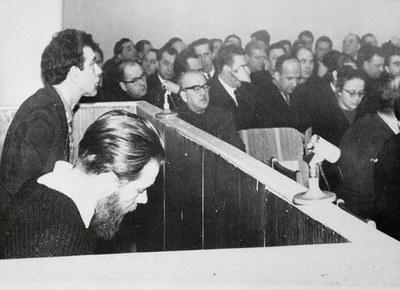 45 лет назад был вынесен приговор писателям Андрею Синявскому и Юлию Даниэлю