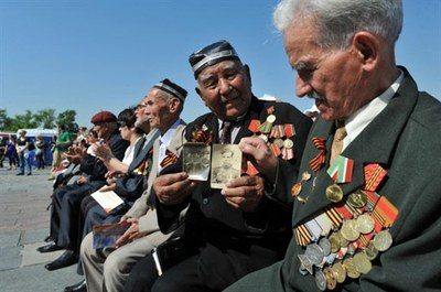 День Победы - 2010: Личные истории памяти