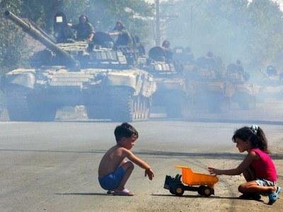 Наша общая боль: К годовщине российско-грузинской войны 2008