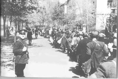 Память о 66-й годовщине депортации народов Северного Кавказа