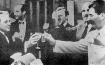 Сталинский проект: На пути к войне