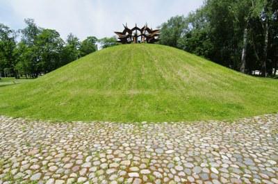 Мемориальный комплекс парка покоя в Тускуленай