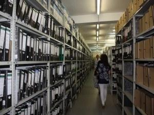 Тайны архивного двора