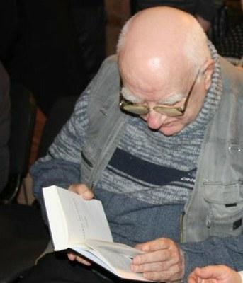 Продолжают поступать поздравления Андрею Алексееву с 80-летием