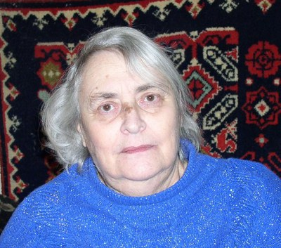 Сегодня умерла Сусанна Соломоновна Печуро