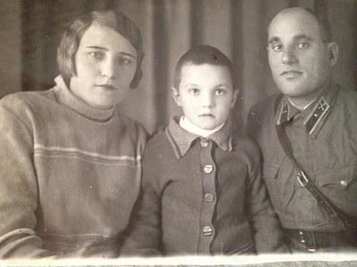 Моя семья и память: 20 век