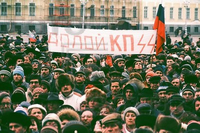 Игорь Сошников о перестройке в Ленинграде