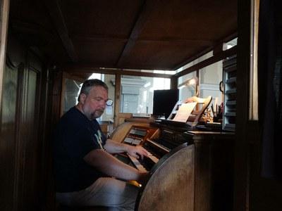 Александр Цветков исполнит польские органные табулатуры XV-XVII веков