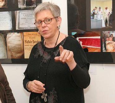 Божена Мушкальска расскажет о еврейских мотивах в произведениях Оскара Кольберга