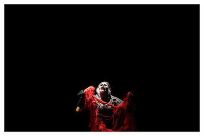 Kropka Theatre покажет моноспектакль «Мать» по пьесе Виткация