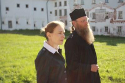 О встрече польского посла и соловецкого наместника
