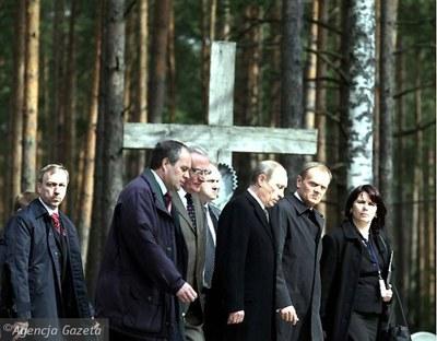 Катынский шаг Путина - хороший шаг
