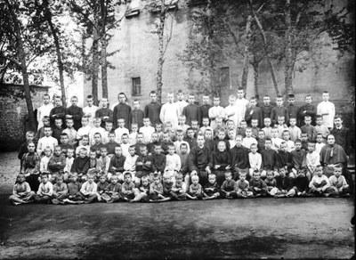 Убежище для мальчиков Римско-католического общества