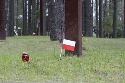 Память о советском государственном терроре против поляков. Места польской памяти в современной России