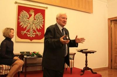 """Эдуард Кочергин ощутил себя поляком, """"когда стали бить"""""""