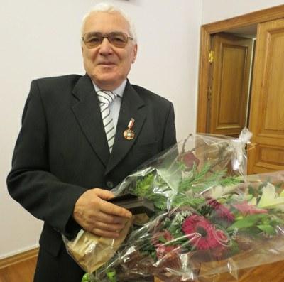 Медаль за заслуги перед культурой